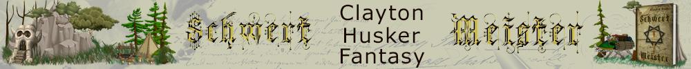 Schwertmeister - Fantasy by Clayton Husker