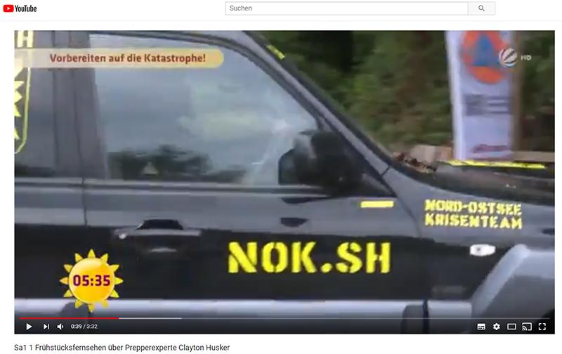 Clip von Sat1 Screenshot